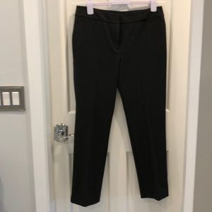 An Taylor Factory Charcoal Pant